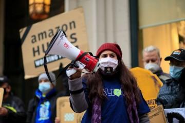 工会运动失败后亚马逊工人期望怎样的改革